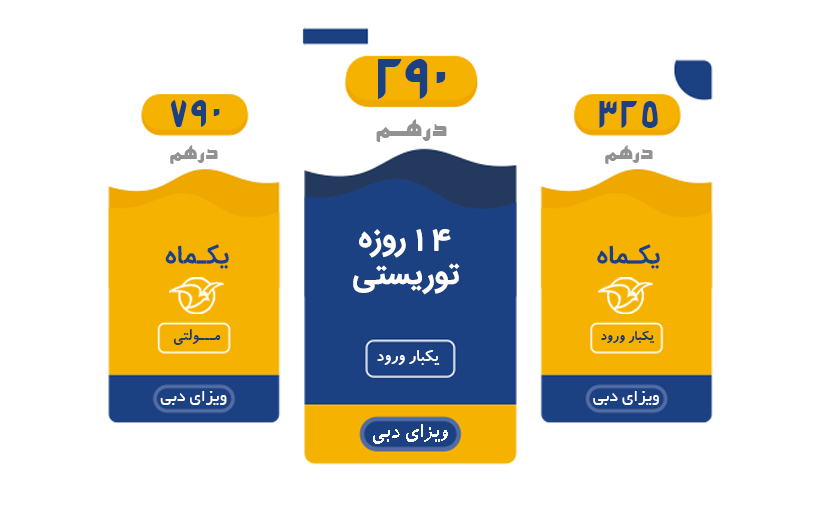 عصر ویزا به عنوان اولین وب سایت ویزای آنلاین کشور در زمینه ویزای دبی